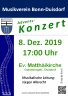 Adventkonzert am 2. Advent 2019